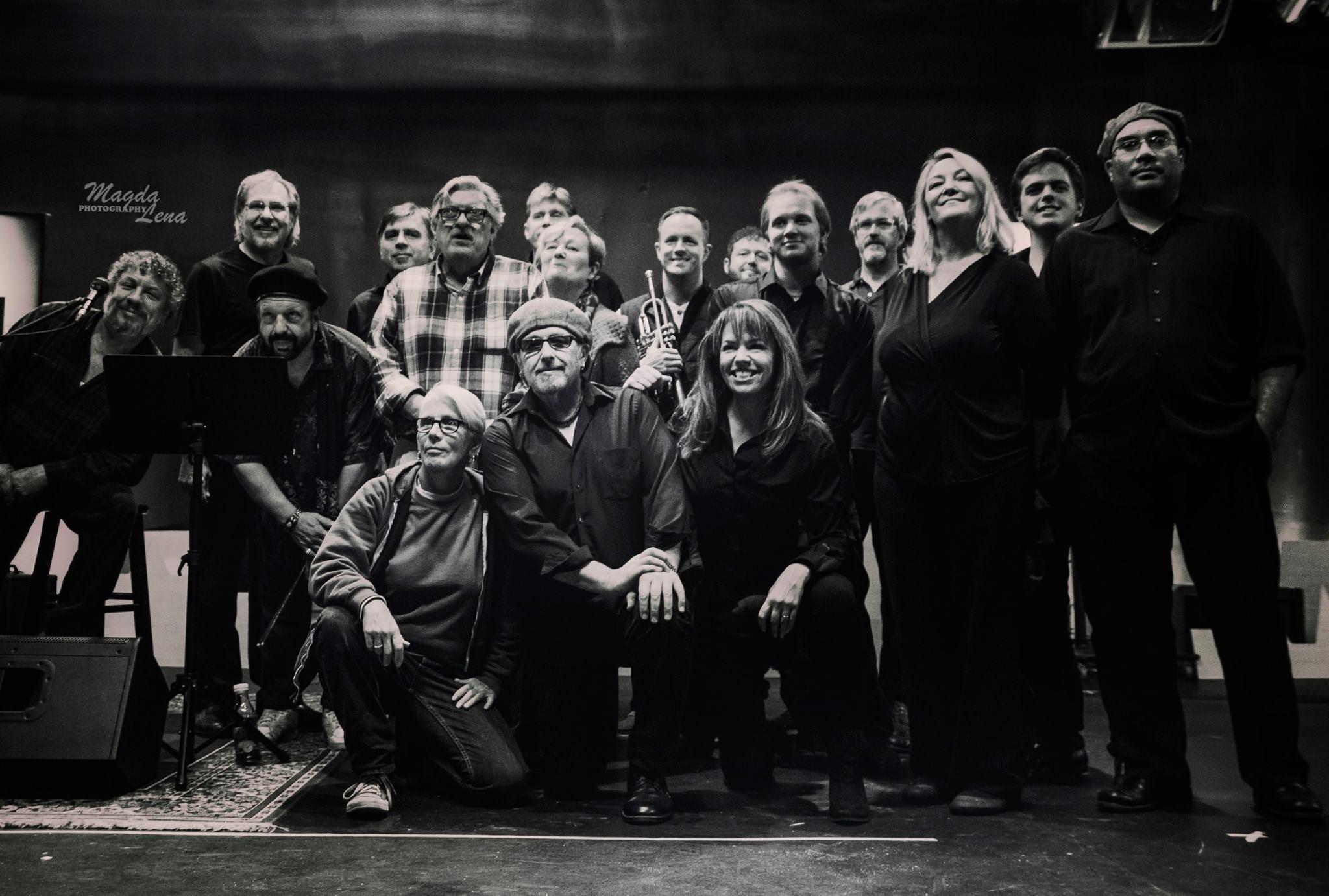 Full Cast Brosky The Musical